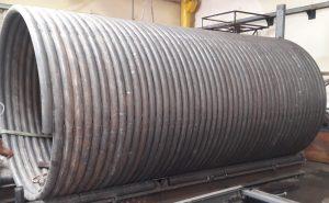 fabrikasi Boiler 3 ton