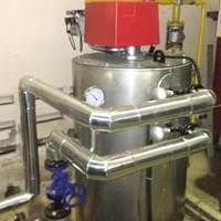 Steam Boiler Perhotelan