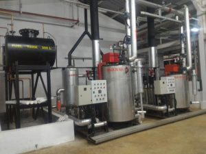 Mesin Uap steam Boiler