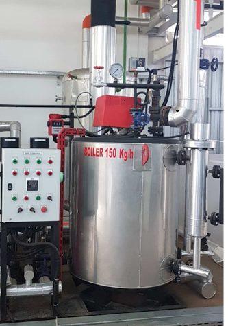 Mesin Boiler WATER TUBE
