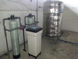 Softener Boiler