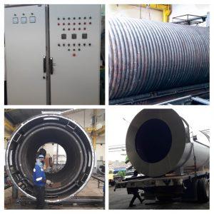 Steam Boiler cap 5 ton