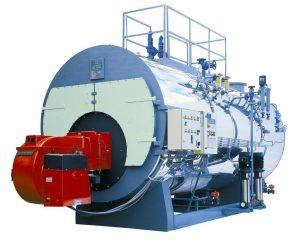 Boiler dampfkessel
