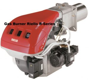 Burner Riello RLS series