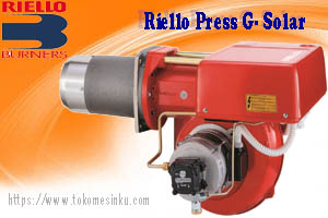 Burner Riello type Press G