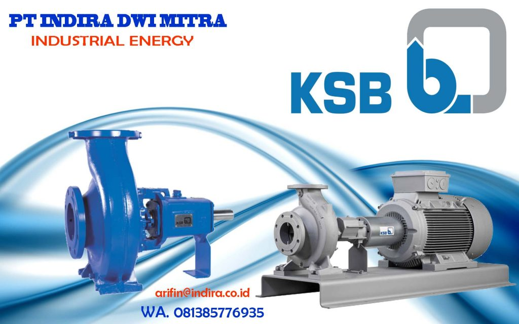 PUMP KSB INDONESIA