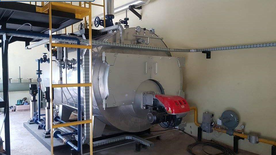 Boiler Gas 3 Ton