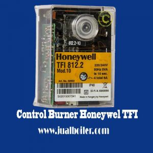 Control Burner Honeywell