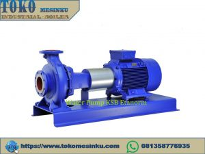 Pompa hot water KSB