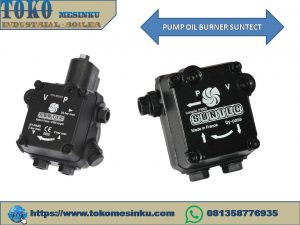 Pump suntect Oil Burner