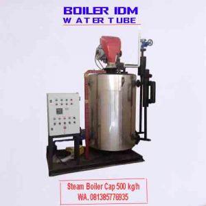 Steam boiler 500 kg