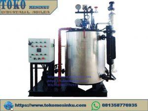 steam boiler 1 ton