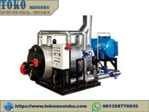 thermal oil boiler