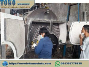 Steam Boiler repair