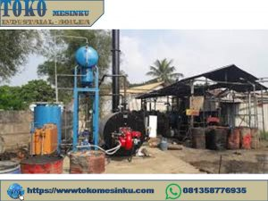 Thermal oil pemanas asphal