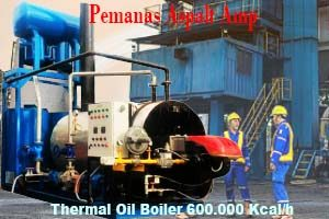 Thermal oil AMP 600 mcal