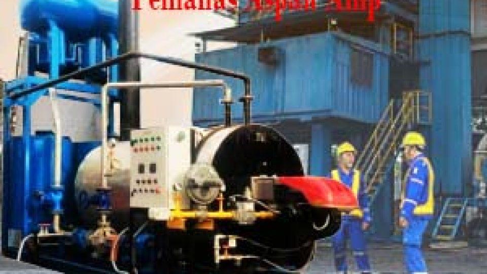 Thermal oil AMP 600 mcal