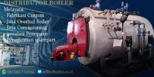 Distributor-boiler steam -Indonesia