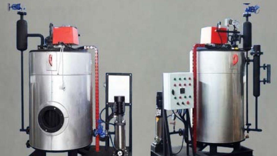 Boiler model vertikal 500 kg