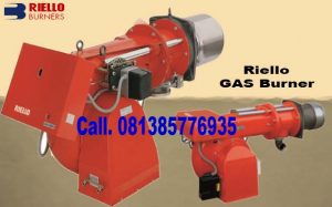 GAS BURNER RIELLO