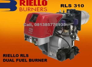 RIELLO BURNER RLS