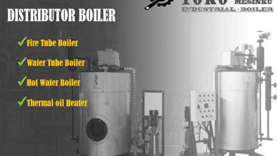 TOKOMESINKU DISTRIBUTOR BOILER