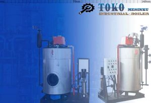 Steam Boiler Industri