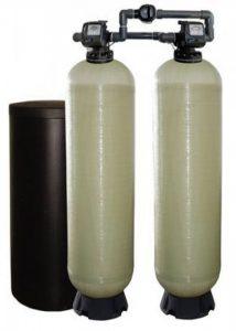 Water softaner chemical boiler