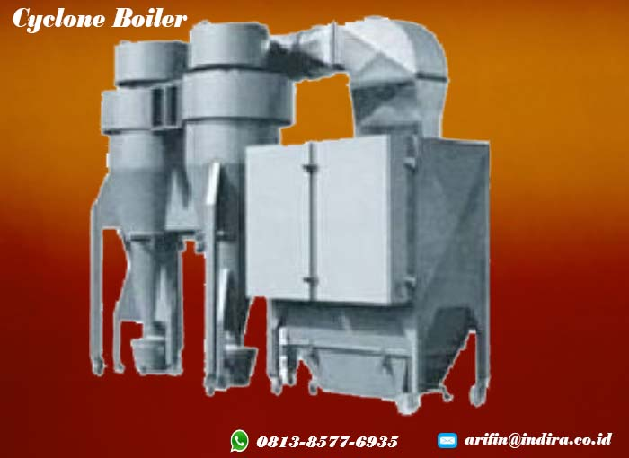 Cyclone Boiler