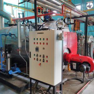 boiler gas 2 ton