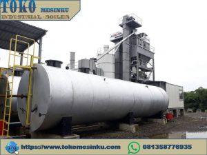 Tangki aspal thermal oil