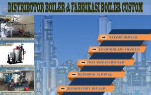 Background Distributor Boiler