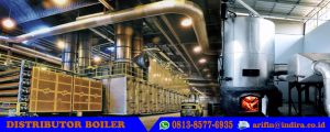 Boiler kayu plywood
