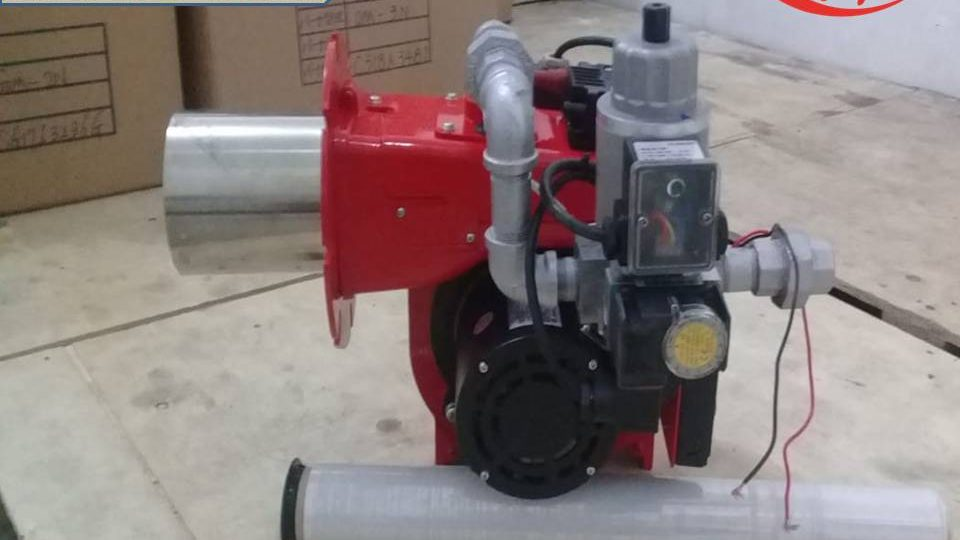 Gas Burner GOM Olympia
