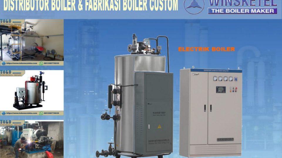 Electrik boiler