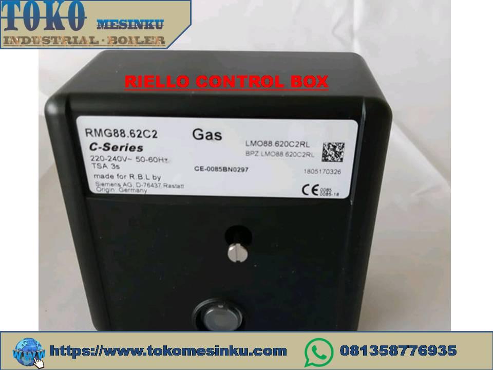 Cotrol Box RMG,RMO