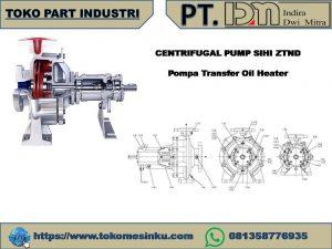 Pompa Sihi Industri boiler