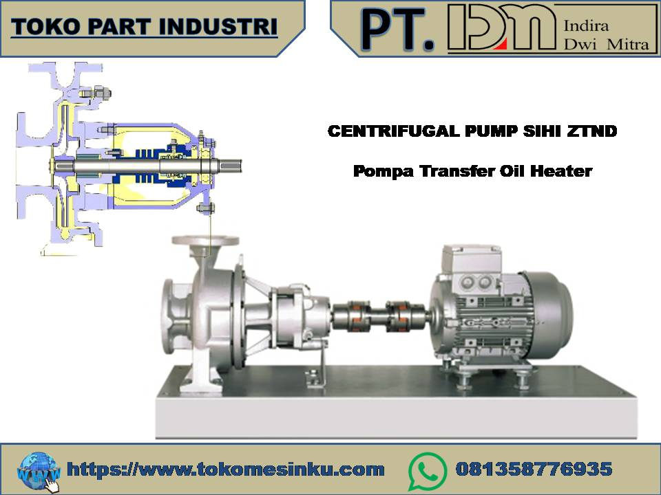 pump sihi ZTN